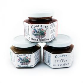 Confiture de baies