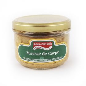 Terrine de Mousse de carpe