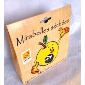 Grignotines les Mirabelles de Lorraine séchées