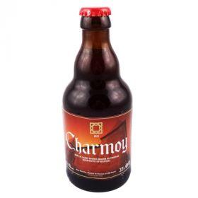 Bière de Charmoy ambrée